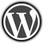 wp footer logo
